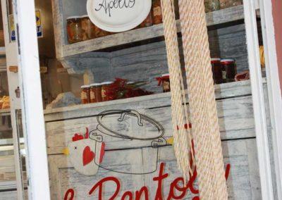 porta negozio La Pentola che Bolle